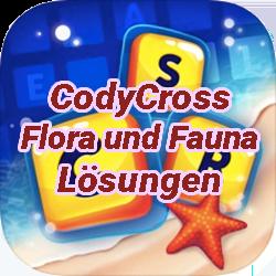 CodyCross Flora und Fauna Losungen