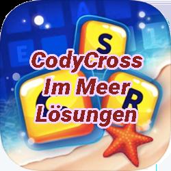 CodyCross Kreuzworträtsel Im Meer Lösungen