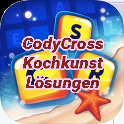 CodyCross Kreuzworträtsel Kochkunst Lösungen
