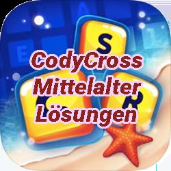 CodyCross Kreuzworträtsel Mittelalter Lösungen