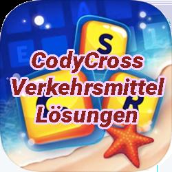 CodyCross Kreuzworträtsel Verkehrsmittel Lösungen