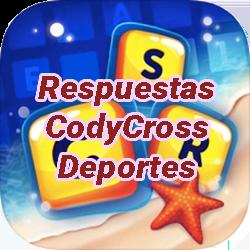 Respuestas CodyCross Crucigramas Deportes