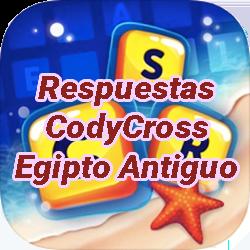 Respuestas CodyCross Egipto Antiguo
