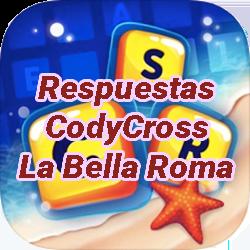 Respuestas CodyCross Crucigramas La Bella Roma