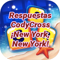 Respuestas CodyCross New York New York