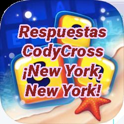 Respuestas CodyCross Crucigramas ¡New York, New York!