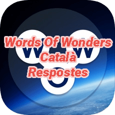 Words Of Wonders Answers Catalan