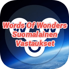 Words Of Wonders Crossword Answers Finnish