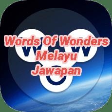 Words Of Wonders Crossword Answers Malay