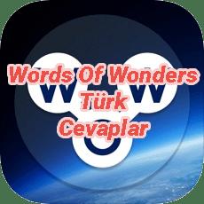 Words Of Wonders Crossword Answers Turkish
