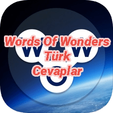 Words Of Wonders Answers Turkish