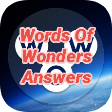 Words Of Wonders Crossword Answers