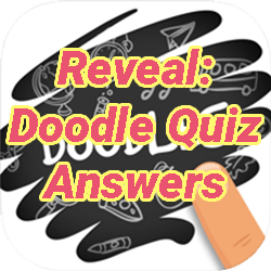 Reveal Doodle Quiz Answers