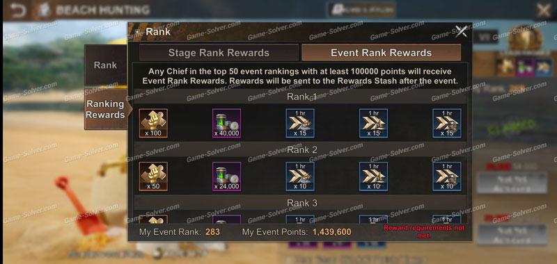 Bait Hunting Reward