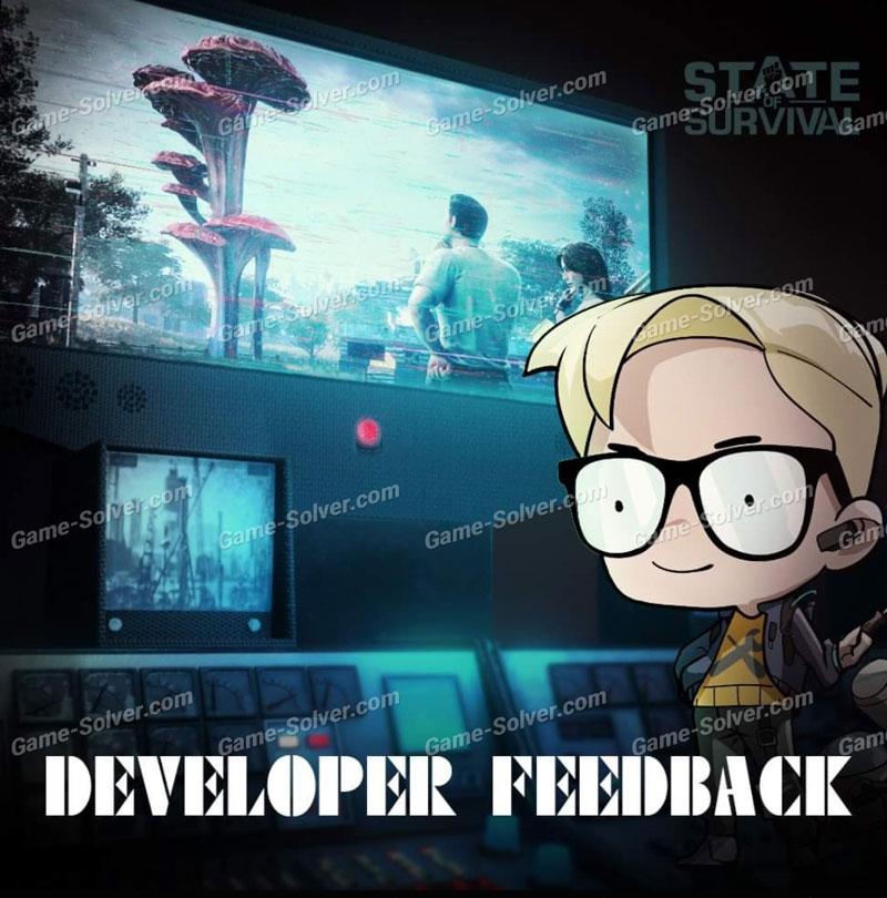 State of Survival Dev Feedback 02 07 2021