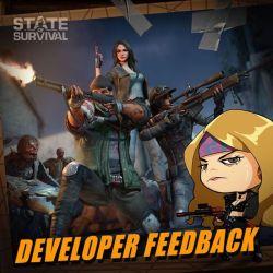 State of Survival: Developer Feedback Friday, October 22, 2021