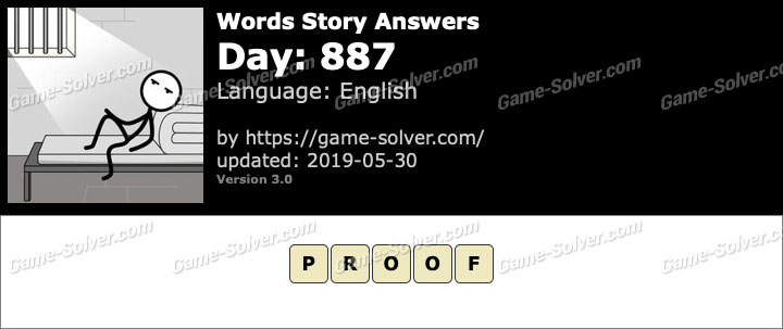 Words Story Day 887 Answers
