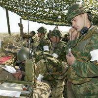 Мотострелковый батальон армии РФ