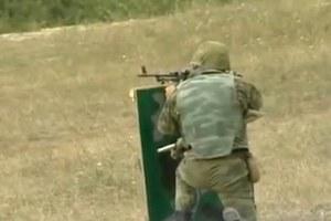 Занятия по боевой подготовке