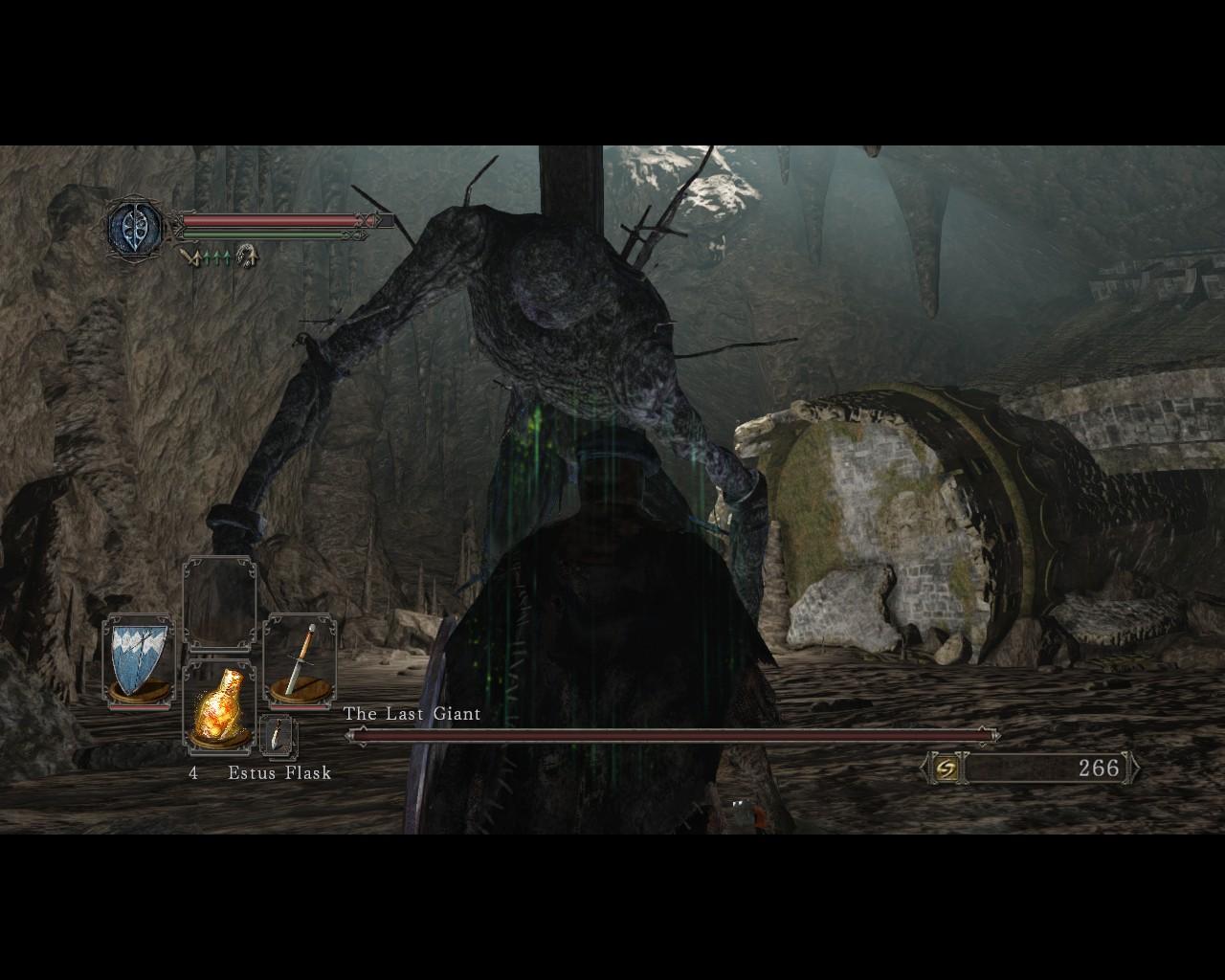 The Last Giant, Dark Souls 2, Hidetaka Miyazaki, 2014