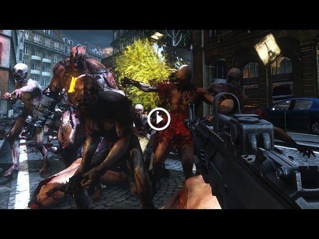 Killing Floor 2 - Teaser Trailer