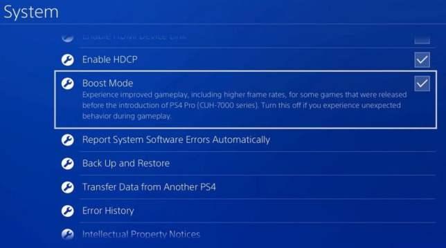 PS4 4 50