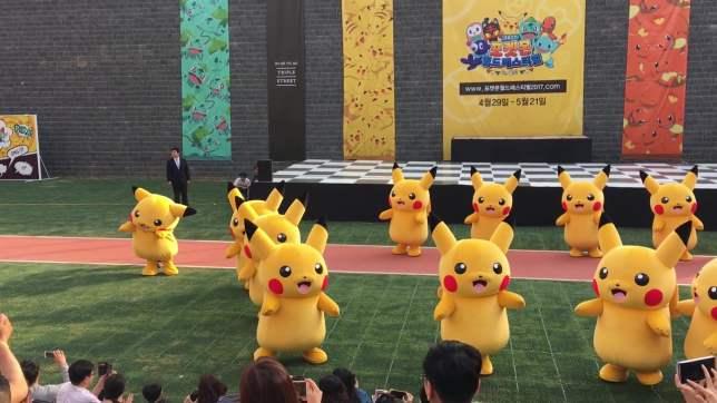 Pikachu Happen 10