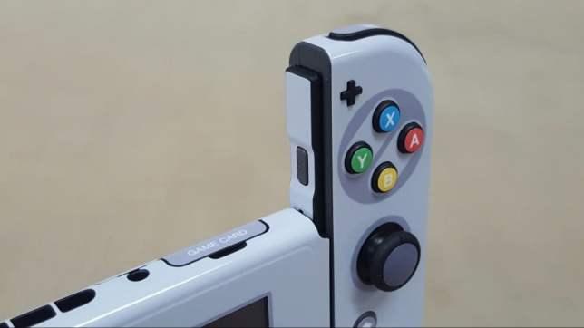 Switch SFCSkin 02