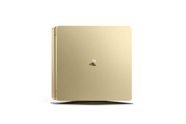 PS4 Gold Silver 08