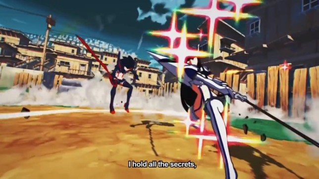 Killlakill the gameIF 03