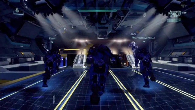 Halo5 multiplayer
