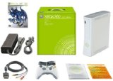 Xbox 360 コアシステム ブルードラゴン プレミアムパック(通常版) 特典 オリジナル卓上カレンダー付き
