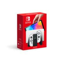 Nintendo Switch OLED Model (White)