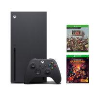 Xbox Series X 1TB + Bleeding Edge + Minecraft Dungeons