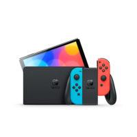 Nintendo Switch OLED Model (Red/Blue)