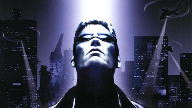 Deus Ex, meilleur jeu pc