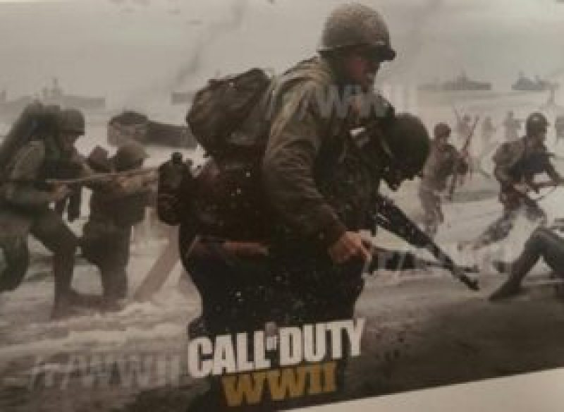call of duty ww2 2017