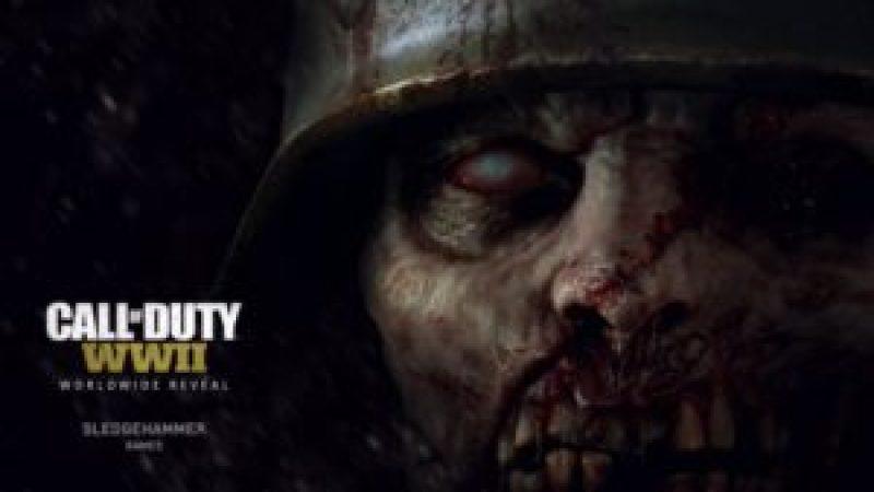 cod ww2 mode zombie