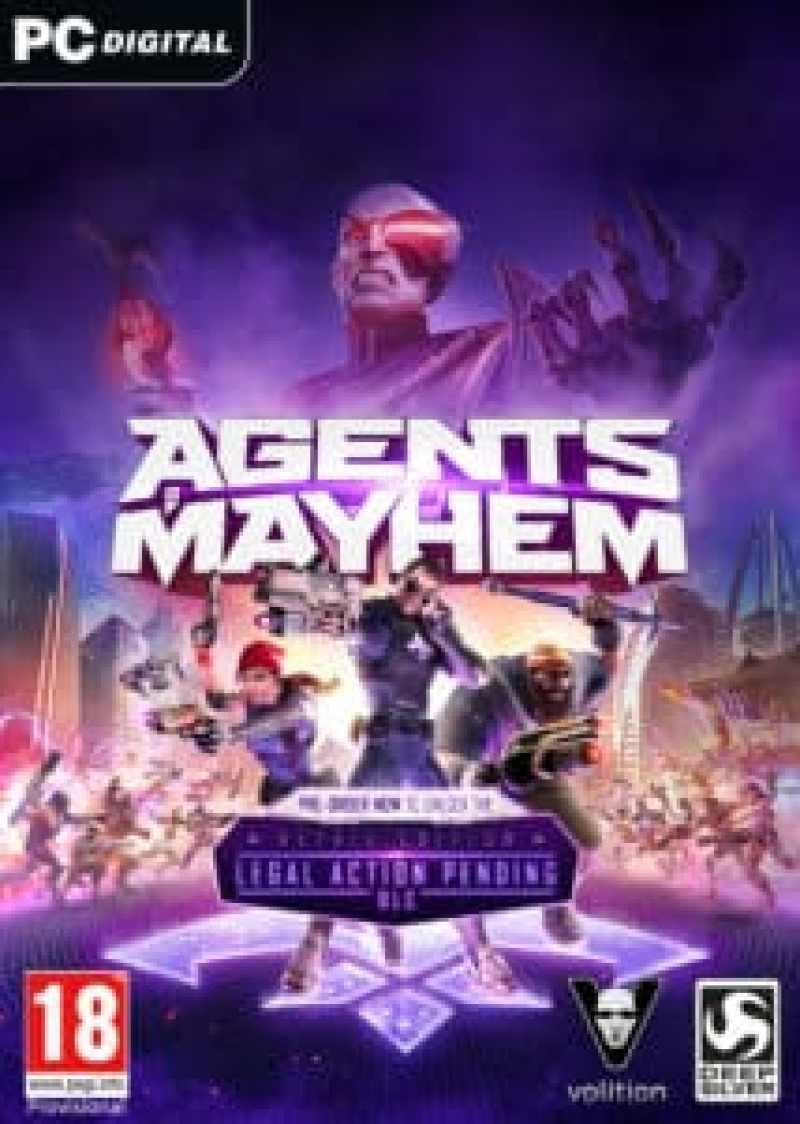 Agents of Mayhem date de sortie, bande annonce, prix, trailer, scénario,
