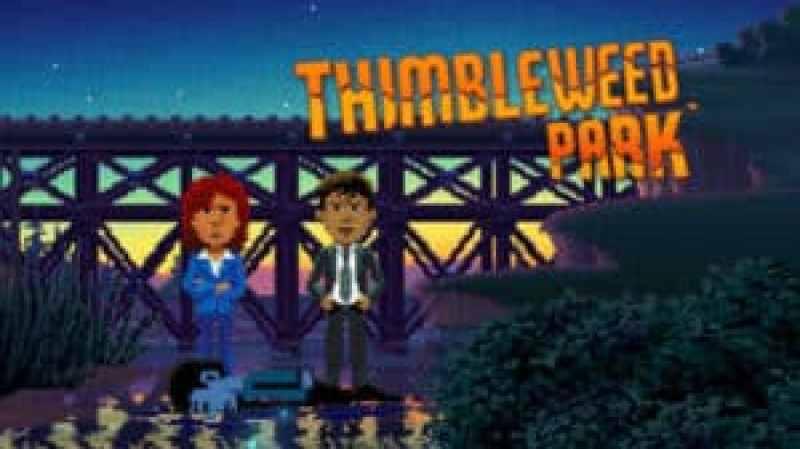 Thimbleweed Park bande annonce, trailer, prix, infos, scénario, infos