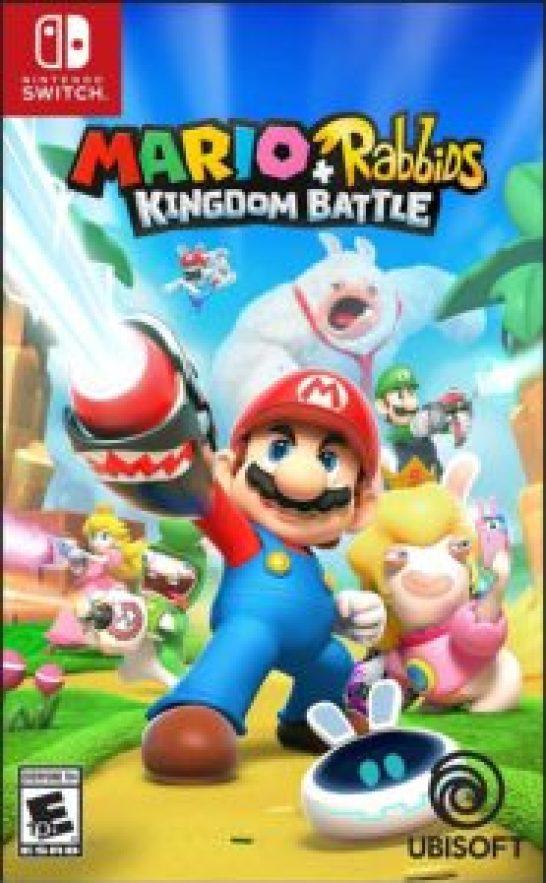 Mario + lapins crétins Kingdom battle date de sortie, bande annonce, trailer, infos, prix, scénario