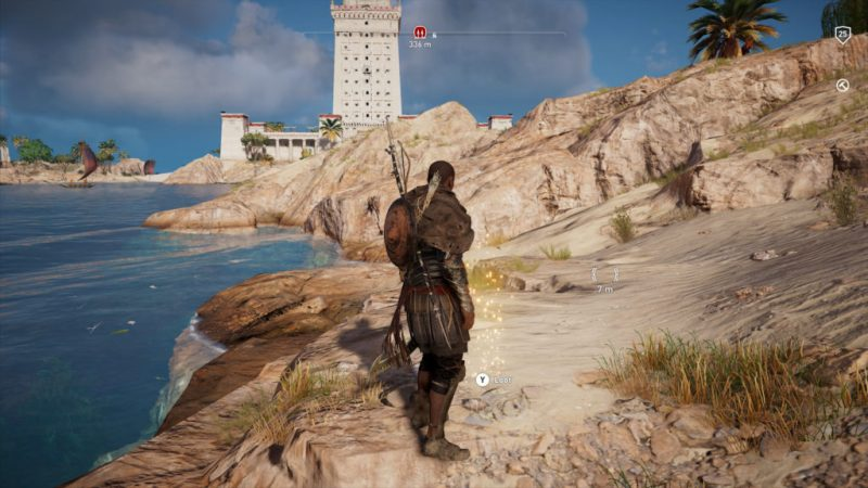 Assassin's Creed Origins - Emplacement Des Énigmes Papyrus Silence Assourdissant
