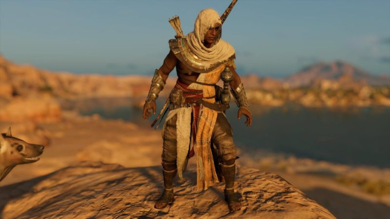 assassin creed origins tenue ps4 xbox one pc