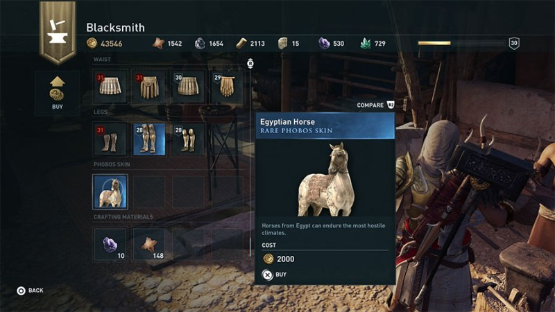 meilleur cheval monture legendaire assassin creed odyssey emplacement soluce solution guide xbox playstation 4 ps4