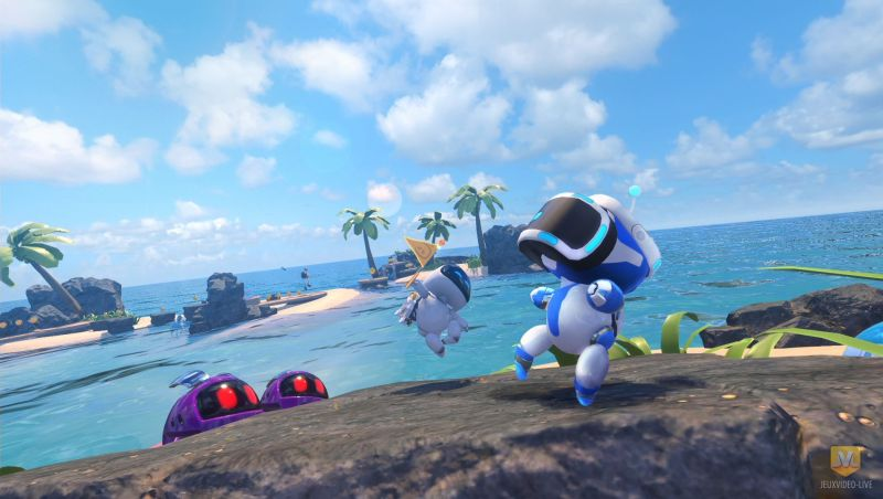 astro-bot-rescue mission screenshot test psvr ps4 sony playstation