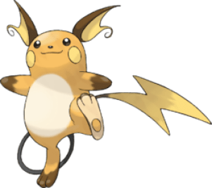 Soluce, emplacement des pokemon de Pokemon let's go evoli/ pikachu, astuce de capture, pokedex, raichu