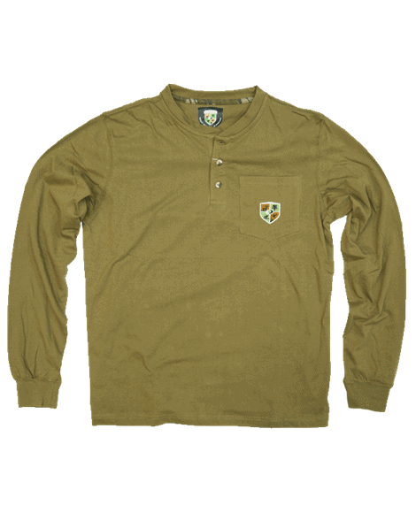 Mossy Oak Gamekeepers long-sleeve t-shirt