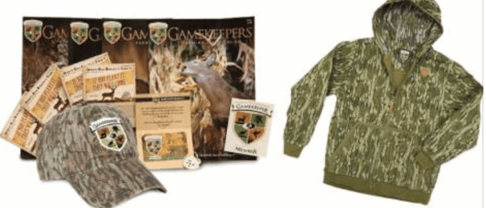 Mossy Oak Gamekeepers Giveaway