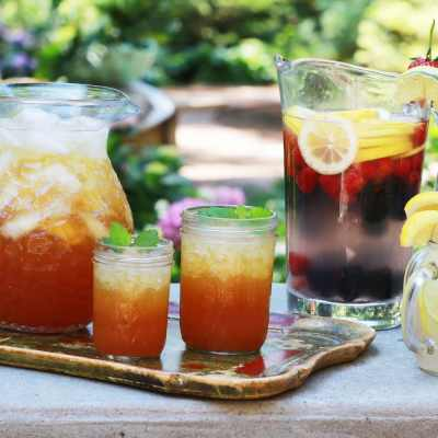 Southern Peach Tea: A Recipe to Know by Heart