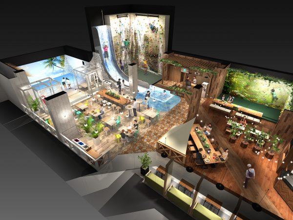 VR Zone Shinjuku Overview